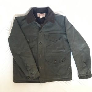 Filson Co Genuine waxed canvas field jacket M, USA